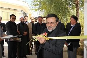 بهرهبرداری از دو پروژه عمرانی دانشگاه آزاد اسلامی شهرکرد با حضور واشقانی فراهانی