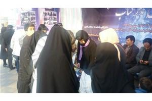 توزیع 6 هزار جلد کتاب نذری در اردبیل