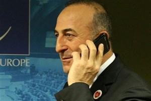 رایزنی تلفنی وزیرخارجه ترکیه با وزرای خارجه قطر و عربستان