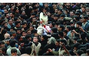 شور و حال 'تاسوعا' در پاکستان
