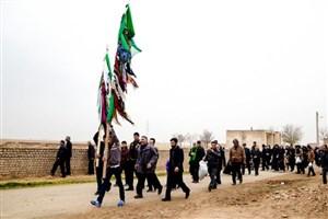 طوقبندان و طوقشوران؛ مراسم  دهه اول  محرم  در گلستان