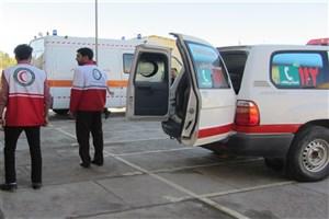 یک کشته در اثر انفجار گاز در پاکدشت/واژگونی مینی بوس در مینودشت 17 مصدوم برجای گذاشت