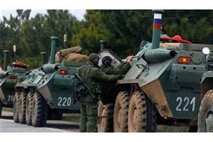 آموزش نیروی دریایی روسیه برای استقرار در سوریه