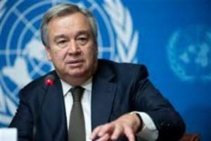 دبیر کل سازمان ملل متحد : بحران در روابط آمریکا و کره شمالی بی سابقه است