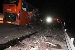 هفت کشته در تصادفات پرتلفات ۲۴ ساعت گذشته