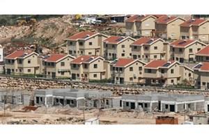 رژیم صهیونیستی 212 واحد مسکونی جدید در کرانه باختری میسازد