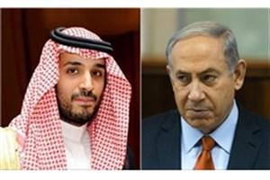 افشای 2 دیدار و یک تماس تلفنی جانشین ولیعهد عربستان با نتانیاهو