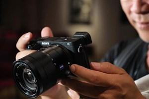 سونی دوربین بدون آینه a6500 را با لرزشگیر اپتیکال 5 محوره رونمایی کرد