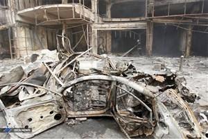 انفجار خودرو بمبگذاری شده در غرب موصل