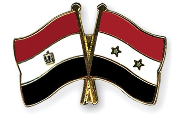 مصر سوریه