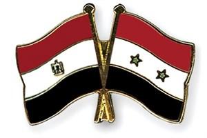 تاکید مصر بر حل سیاسی بحران سوریه