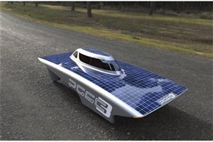 همکاری تسلا و پاناسونیک برای ساخت پنل خورشیدی خودرو
