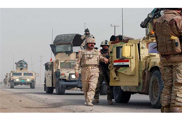 آزادی محله المهندسین در شرق موصل