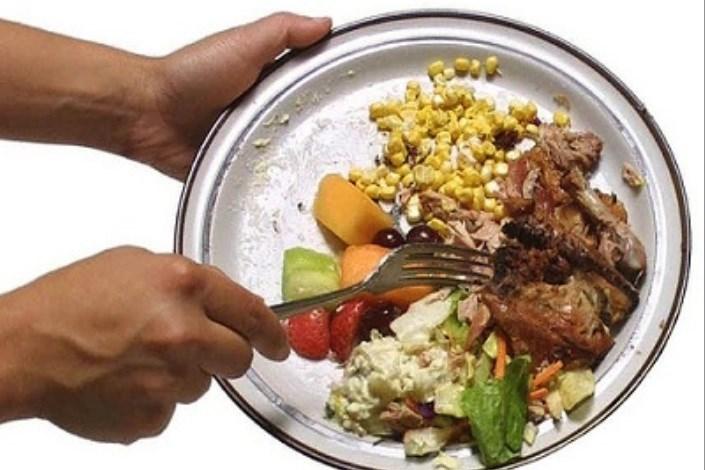 دورریز 30 درصد موادغذایی در ایران