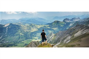 Hiking Can Change Your Blood for Months