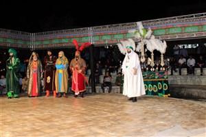 مجالس تعزیه همزمان با شب های قدر در پردیس تئاتر تهران برگزار می شود