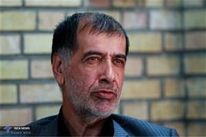 محمدرضا باهنر /در حاشیه تشییع پیکر آیت الله هاشمی رفسنجانی
