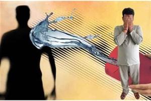 اسیدپاشی روی زن آرایشگر برای سرقت