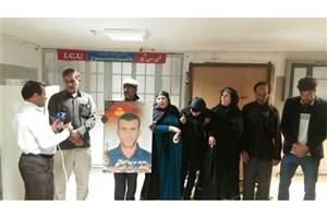 اعضای بدن جوان   24 ساله  بویر احمدی  به بیماران نیازمند اهدا شد/ میخواستم دیگران را نجات بدهم