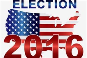 ترامپ رای خود را به صندوق انداخت
