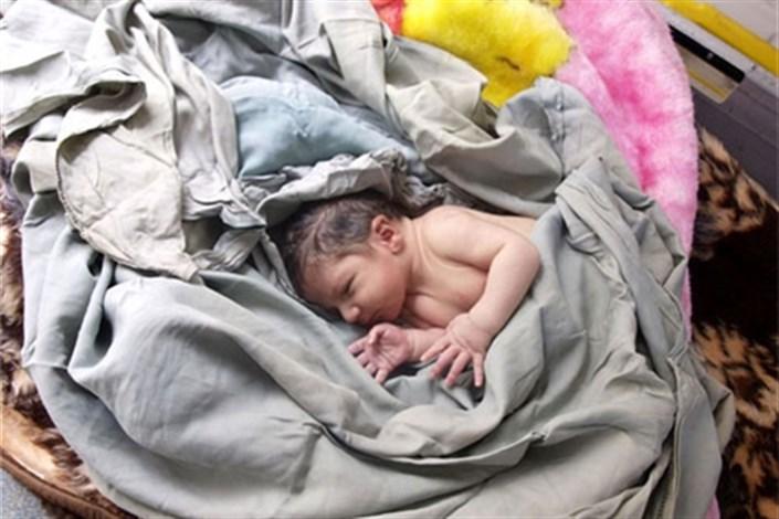 فروش نوزاد