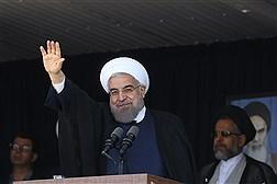 سفر رییس جمهور به شهرستان خمین