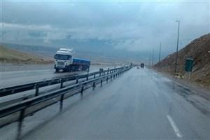 احتمال ریزش بهمن در مناطق کوهستانی