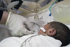 نوزاد سه ماهه  پس از اشتباه هولناک داروخانه نجات پیدا کرد