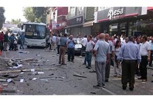 انفجار بمب در آنتالیای ترکیه