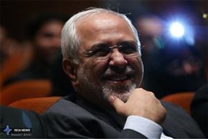 محمدجواد ظریف:  زبان فارسی یاور ما در دیپلماسی رسمی کشور است