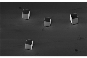 Scientists Create Ultra-Strong Micro-Cubes by Rearranging their Nanostructures