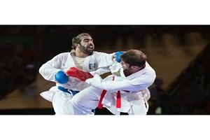 دستان فرید حقیقی از مدال کوتاه مانده/افسانه با دو پیروزی بدنبال مدال