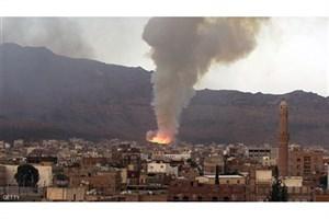 جنگندههای سعودی چندین بار پادگانی را در تعز بمباران کردند