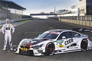 جشنی از جنس مبارزه؛ BMW با M4 DTM خود جشن میگیرد