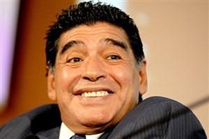 مارادونا: اهدای جایزه بهترین بازیکن دنیا به رونالدو روحم را جریحه دار کرد!