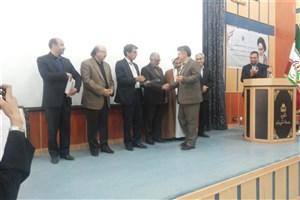 با حضور معاون پژوهش و فناوری وزارت علوم ، سرپرست جدید پارک علم و فناوری خراسان جنوبی معرفی شد