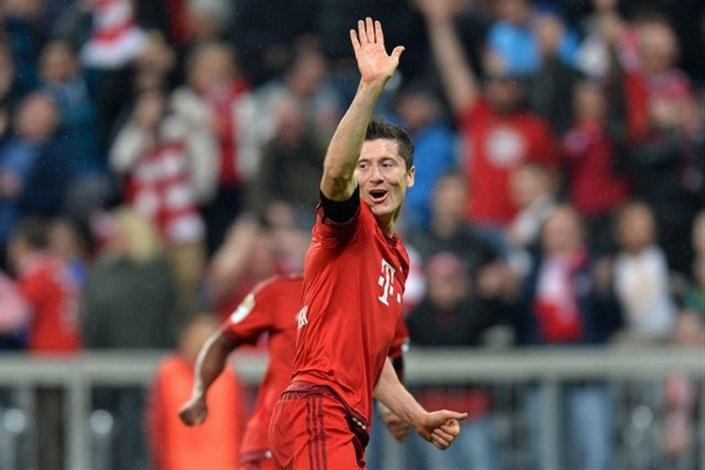 لواندوفسکی با رئال مادرید به توافق رسید