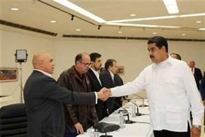 توافق دولت ونزوئلا و مخالفان بر سر دستور کار مذاکرات