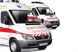 خدمت رسانی 15 تیم امدادی و درمانی اورژانس تهران در مراسم 13 آبان