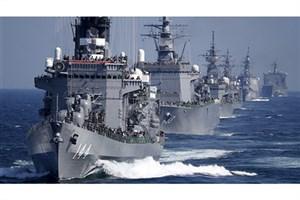 آغاز رزمایش مشترک آمریکا و ژاپن در اقیانوس آرام