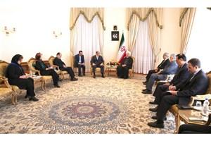 رییس جمهوری : ایران از گسترش و تعمیق روابط با قبرس استقبال می کند