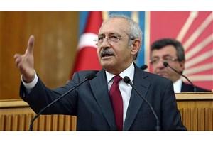 ادعای جدید رهبر مخالفان ترکیه علیه اردوغان