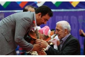 صابری:  تیم دانشگاه آزاد اسلامی راه سختی برای قهرمانی در پیش دارد
