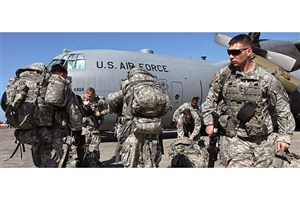 المیادین: ۲۰۰ سرباز و مشاور آمریکایی وارد گذرگاه مرزی بین سوریه و عراق شدهاند