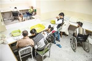 ذهن زیبا ، تن ناشکیبا/1454 دانشآموز ٦ تا ٢٤سال در مدارس ویژه معلولان ذهنی استان کردستان تحصیل میکنند