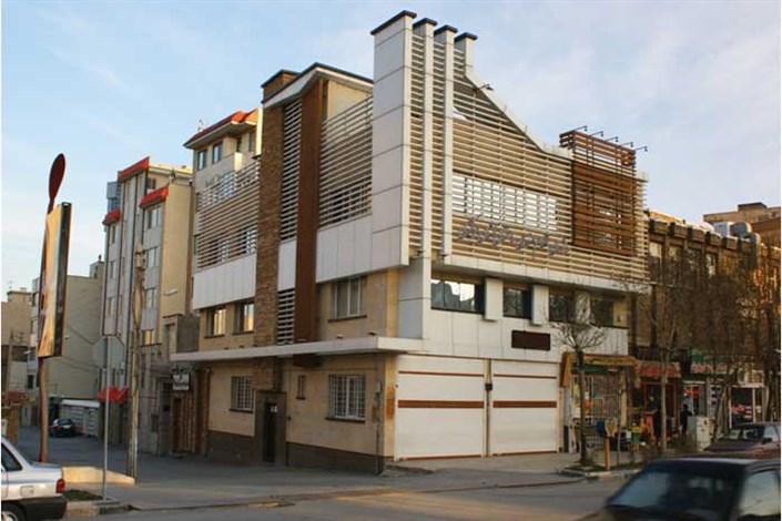 عدم هماهنگی نماهای شهری با دیدگاه معماری