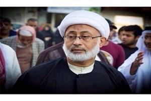 اعتصاب غذای روحانی بحرینی در زندان