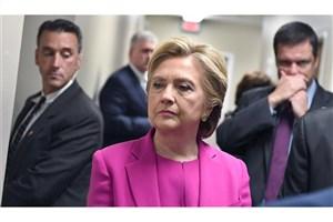 حکم تحقیقات اف بی ای درخصوص ایمیلهای کلینتون از حالت محرمانه در آمد
