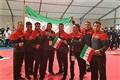 Iran Male  Kumite Team Tops Karate World Championships