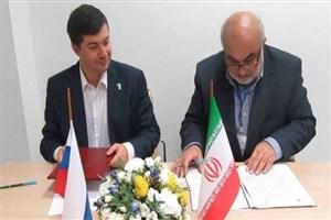 ایران و روسیه در زمینه کارآفرینی و مهارت تفاهمنامه امضا کردند
